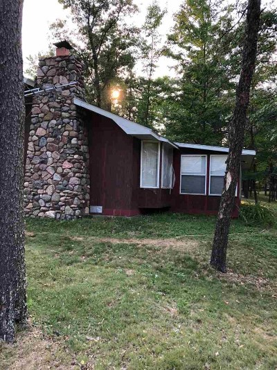Athelstane Single Family Home Active-Offer No Bump: N11582 North Lost Lake