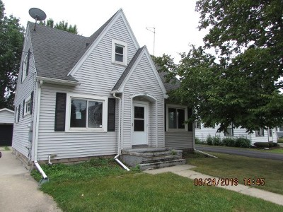 Menasha Single Family Home Active-No Offer: 229 Lake