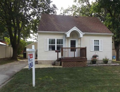 Kaukauna Single Family Home Active-Offer No Bump: 209 Idlewild