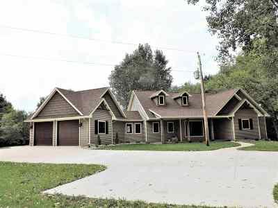 Oshkosh Single Family Home Active-Offer No Bump: 7345 Jensen
