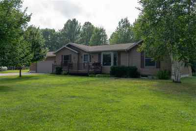 Single Family Home Active-Offer No Bump: N7387 Pioneer