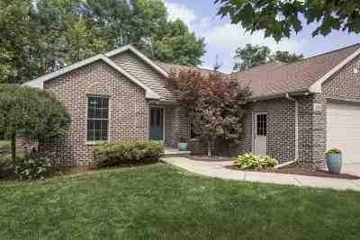 Neenah Single Family Home Active-Offer No Bump: 1988 Hidden Creek