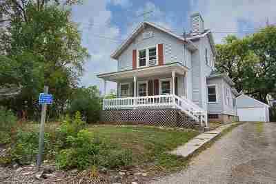 Neenah Single Family Home Active-Offer No Bump: 115 River