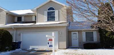 Oshkosh Condo/Townhouse Active-No Offer: 2665 Wisconsin