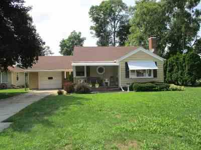 Bonduel Single Family Home Active-Offer No Bump: 125 S Elm
