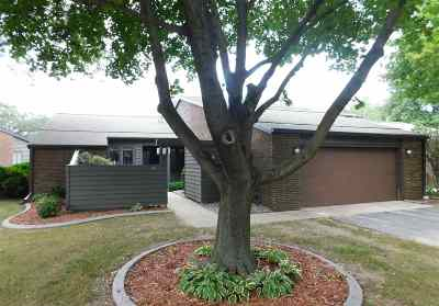Green Bay Condo/Townhouse Active-Offer No Bump: 124 Webster Heights