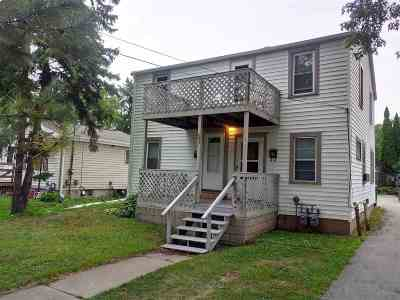 De Pere Multi Family Home Active-No Offer: 843 Ash