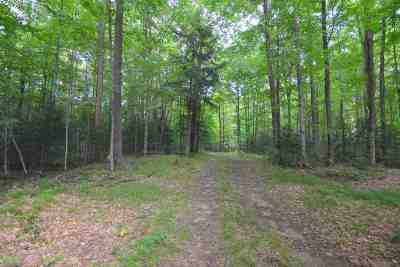 Shawano County Residential Lots & Land Active-Offer No Bump: Henning Creek