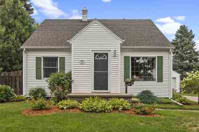 Combined Locks Single Family Home Active-Offer No Bump: 214 Lox