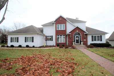 Green Bay Single Family Home Active-No Offer: 3097 N Gothic