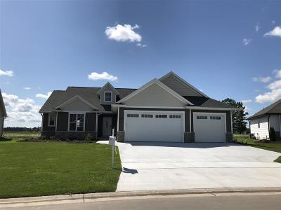 Appleton Single Family Home Active-No Offer: 3560 Tulip