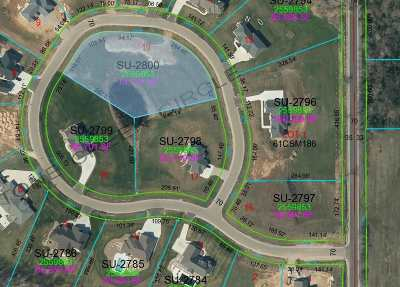 Green Bay Residential Lots & Land Active-No Offer: 2860 Stone Creek