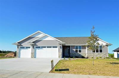Green Bay Single Family Home Active-No Offer: 1736 Steiner