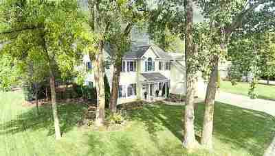Neenah Single Family Home Active-No Offer: 135 Ashbrooke