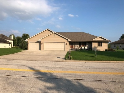 Pulaski WI Single Family Home Active-No Offer: $234,900