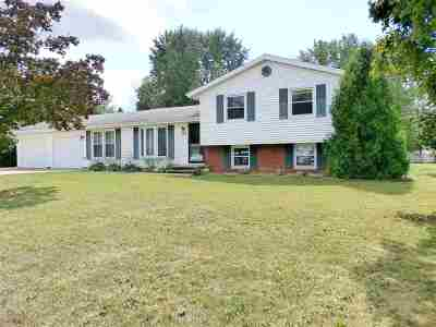 Neenah Single Family Home Active-Offer No Bump: 226 Stanley