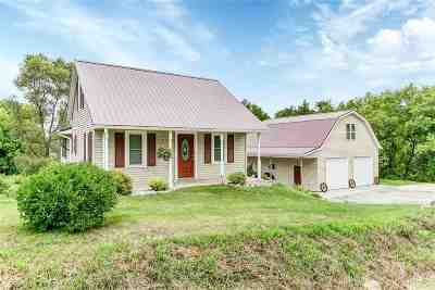 Luxemburg Single Family Home Active-Offer No Bump: E1594 Hwy F
