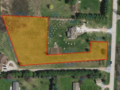 Shiocton Residential Lots & Land Active-No Offer: Rexford