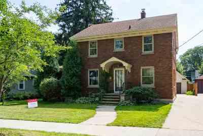Appleton Single Family Home Active-Offer No Bump: 623 E Circle
