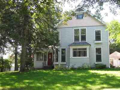 Waupaca Single Family Home Active-Offer No Bump: 323 W Union