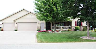 Greenville Single Family Home Active-Offer No Bump: W6338 Rocky Mountain