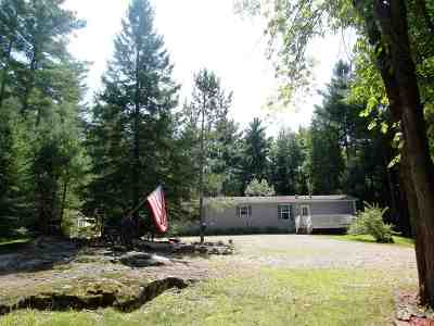 Mountain Single Family Home Active-No Offer: 14153 Tar Dam