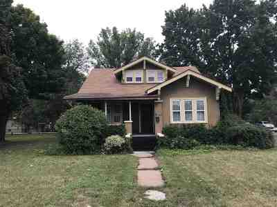 Green Bay Single Family Home Active-No Offer: 1873 University
