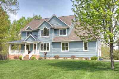 Marinette Single Family Home Active-Offer No Bump: W910 Edwards