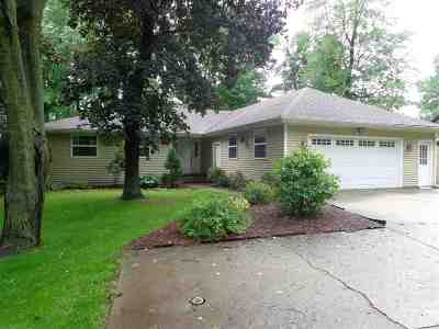 Shawano Single Family Home Active-No Offer: 254 Alpine