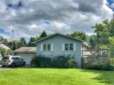 Sobieski Single Family Home Active-No Offer: 6075 Tamarack