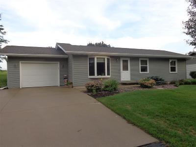Bonduel Single Family Home Active-Offer No Bump: 126 N Adams
