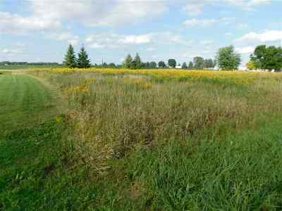 Kaukauna Residential Lots & Land Active-No Offer: Northcrest