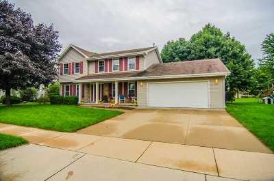 Kaukauna Single Family Home Active-No Offer: 805 Westfield