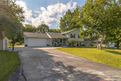 Greenville Single Family Home Active-No Offer: N1415 Fairwinds