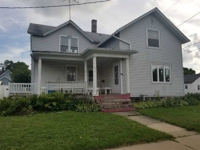 Appleton Single Family Home Active-No Offer: 737 W Packard