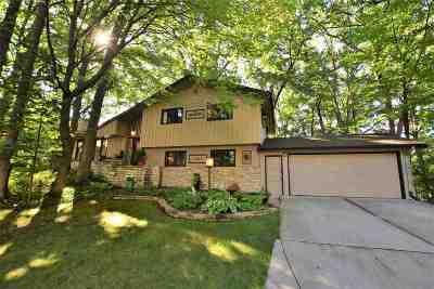 Green Bay Single Family Home Active-Offer No Bump: 2424 Pinehurst