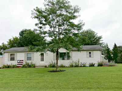 Black Creek Single Family Home Active-No Offer: 310 S Clark