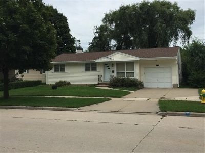 Green Bay Single Family Home Active-Offer No Bump: 1252 N Locust