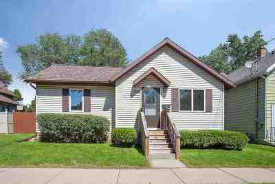 Kaukauna Single Family Home Active-Offer No Bump: 316 W 12th