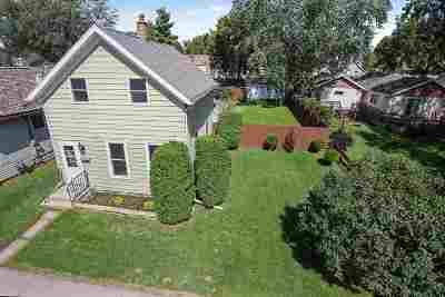 Kaukauna Single Family Home Active-Offer No Bump: 314 W 12th