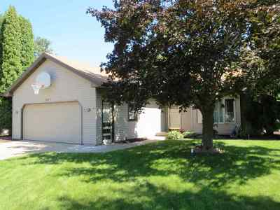 Kimberly Single Family Home Active-Offer No Bump: 551 Cobblestone