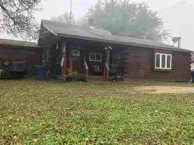 Shawano County Single Family Home Active-No Offer: N7305 Hwy G