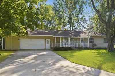 Shawano Single Family Home Active-No Offer: 116 Humphrey