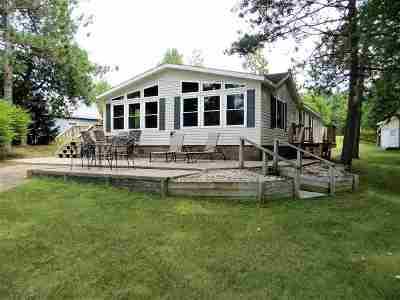 Pound Single Family Home Active-Offer No Bump: 14429 Pickerel