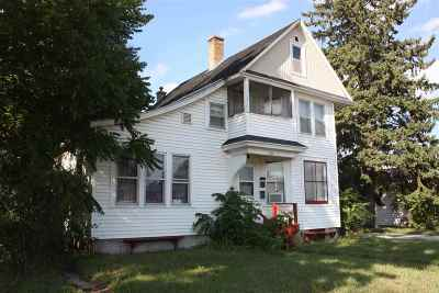 Shawano Multi Family Home Active-No Offer: 513 E Green Bay