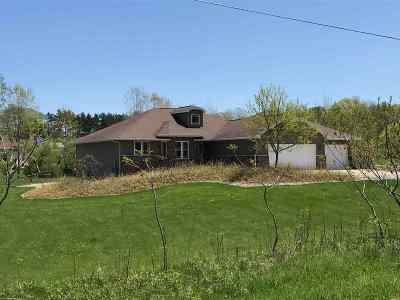 Green Bay Single Family Home Active-No Offer: 3244 Bridge