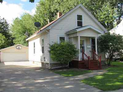 Green Bay Single Family Home Active-Offer No Bump: 1129 Reed