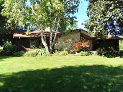 Oshkosh Single Family Home Active-Offer W/Bump-Show: 60 Sunnyhill