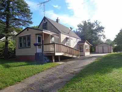Shawano Single Family Home Active-Offer No Bump-Show: 1230 S Smalley
