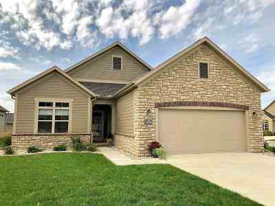 Green Bay Single Family Home Active-No Offer: 3456 Peppergrass